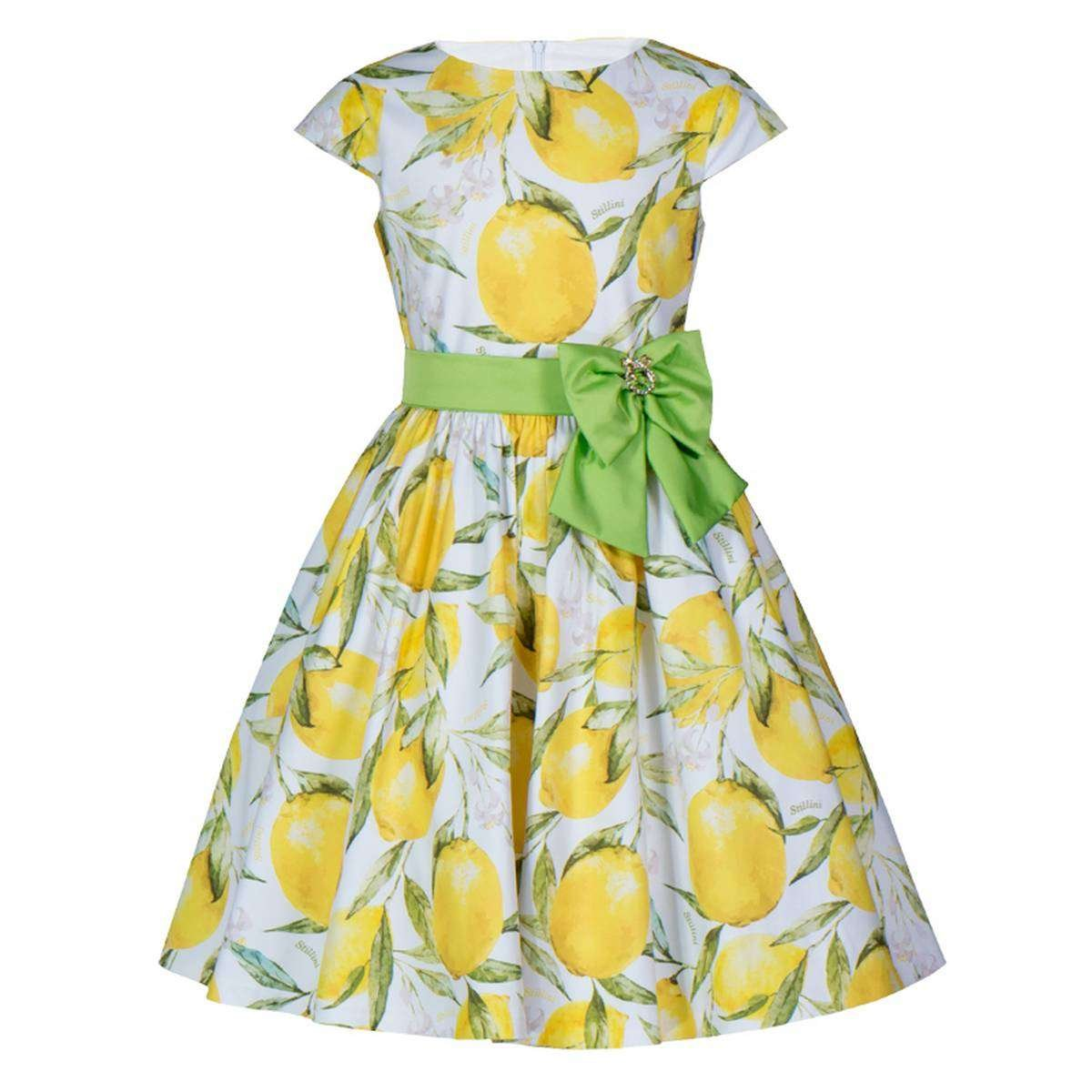 Картинки платьев для девочек на лето